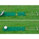 Take a divot golf mat thin