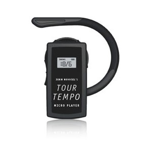 Tour Tempo Micro-player with adapter