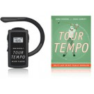 Tour Tempo kit book with micro player and adapter