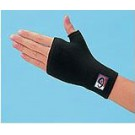 Phiten Titan Wrist-support M left hand