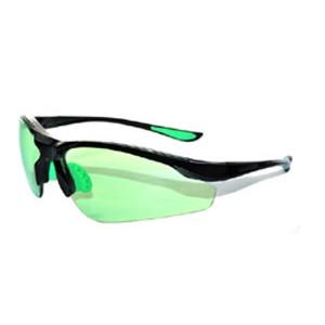 Sunglasses golf Easy-green black