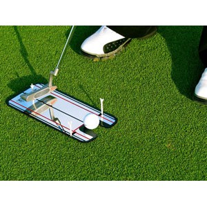 Putt mirror small with grind trainer