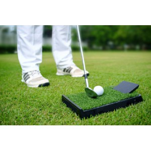 Chipping Pro Golf Mat