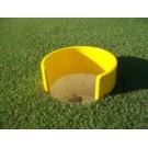Bullseye cup