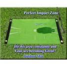 Acu-Strike Golf Mat with instant feedback Outdoor model