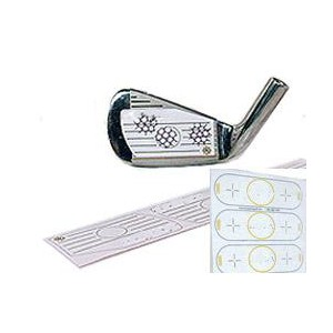 Impact tape 112-pack iron/rescue/putter