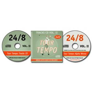 Tour Tempo CD tracks Vol II 24/8